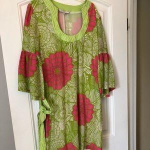 Trina Truck beautiful dress